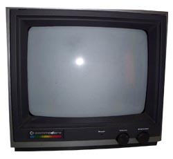Monitor Commodore CM-141