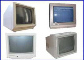 Presentación monitores commodore