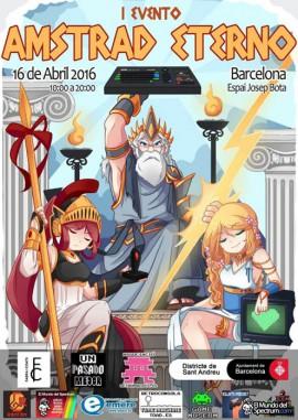 Primer evento Amstrad Eterno 2016