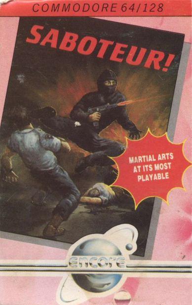Saboteur C64