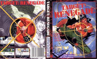 Target Renegade Cover