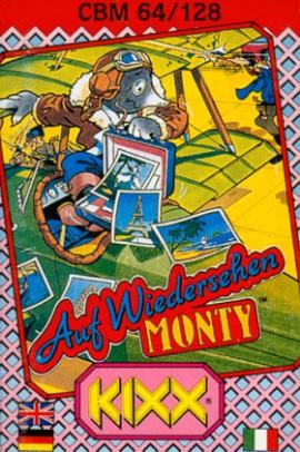Auf Wiedersehen Monty – Cubierta