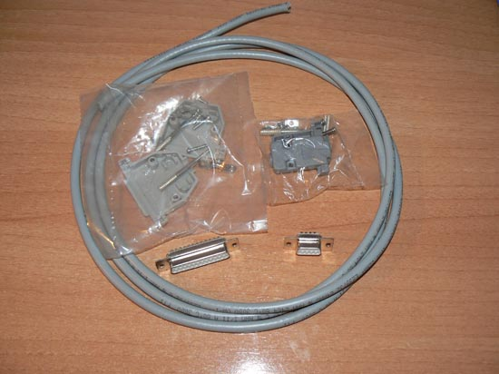 Cable null-modem Serial Amiga  (1)