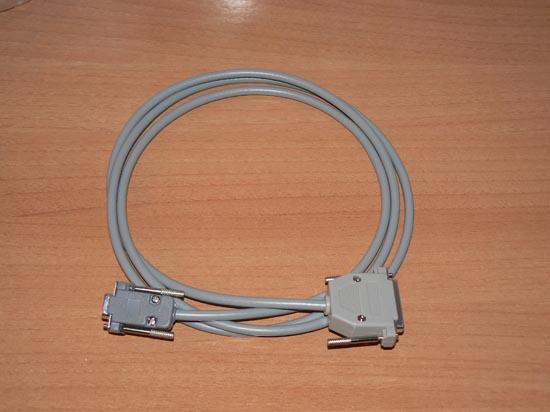 Cable null-modem Serial Amiga  (10)