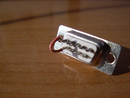 Cable null-modem Serial Amiga  (4)