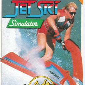Championship Jet Ski Simulator – C64
