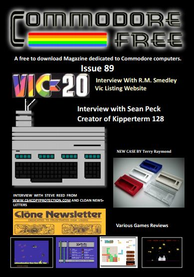 Commodore Free Issue 89