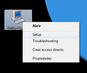 Configuración Amiga Explorer (1)