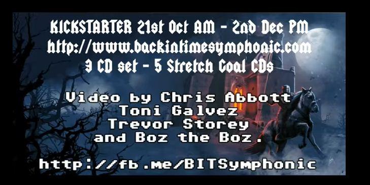 Kickstarter Symphonic