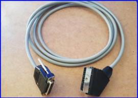 Presentación Cable euroconector para Amiga