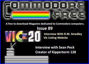Presentación Commodore free 89
