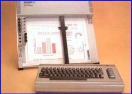 Presentación Plotter Roland DXY800A para C64