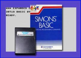 Presentación Simon´s Basic Commodore