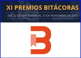 Presentación premios bitácoras 2015