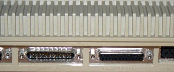 Puertos Serie y Paralelo Amiga 500