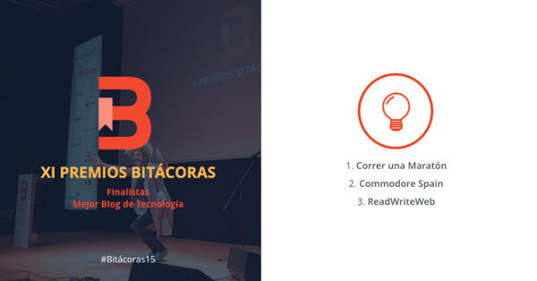 Finalistas Bitácoras 2015