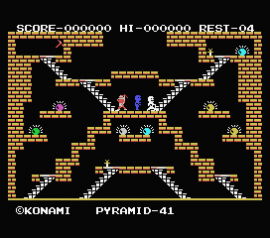 King´s Valley – Msx