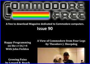 Presentación Commodore free 90