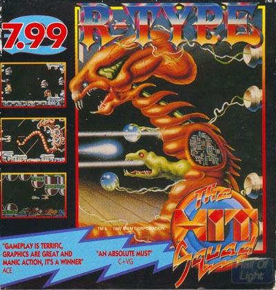 R-Type - Amiga
