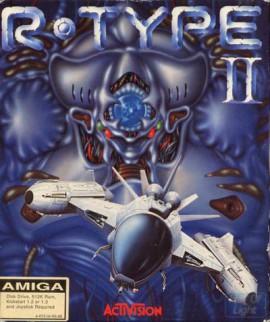 R-Type II – Amiga