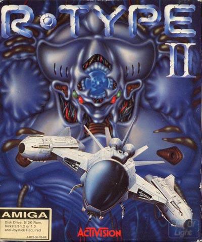 R-Type II - Amiga