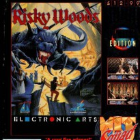 Risky Woods (Amiga)