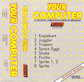 Your Computer Amstrad (1)
