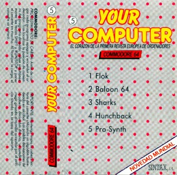 Your Computer Commodore (5)