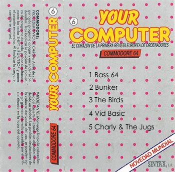 Your Computer Commodore (6)