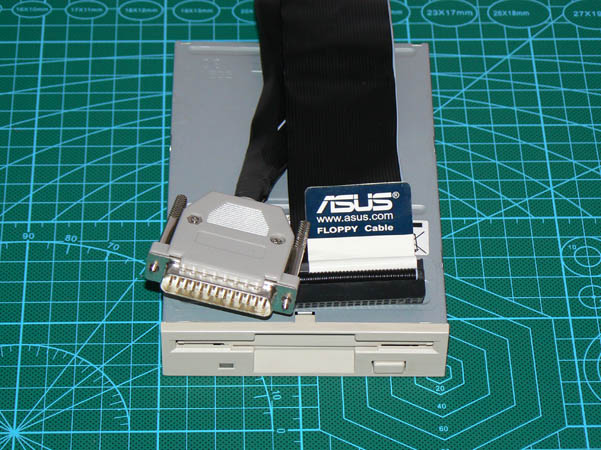 Cable ADTWin (Pc a Disquetera Pc) para copia de discos de Amiga (18)