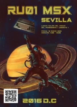 RU MSX Sevilla 2016