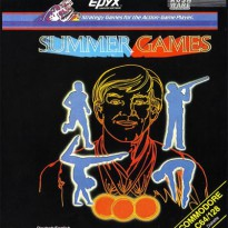 Summer Games (C64)