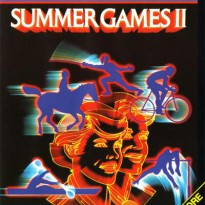 Summer Games II (C64)