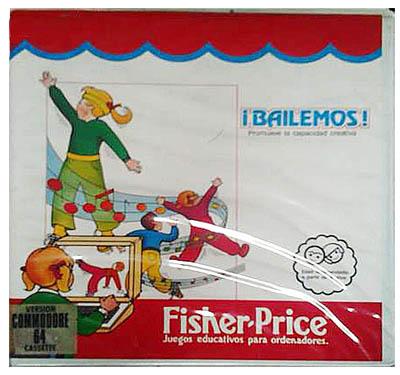 Bailemos – Fisher Price – Commodore 64