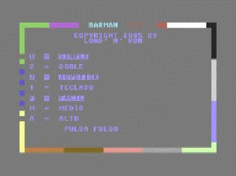 Barman – Load´n´run – Commodore- (2)