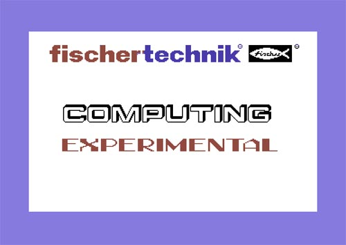 Captura del software de fischertechnik