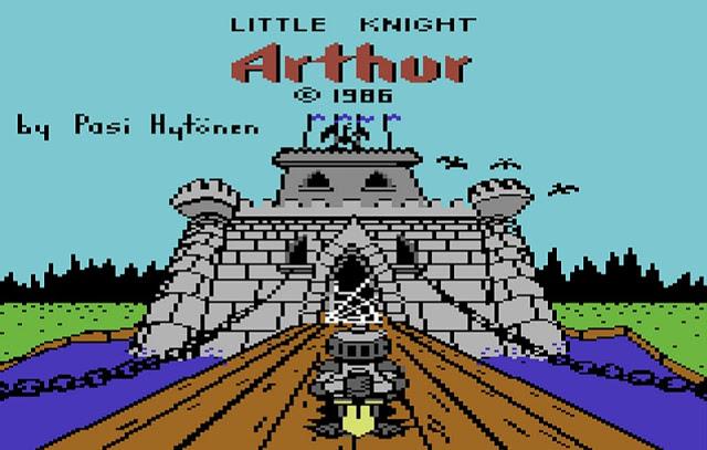 Presentación Little Knight Arthur