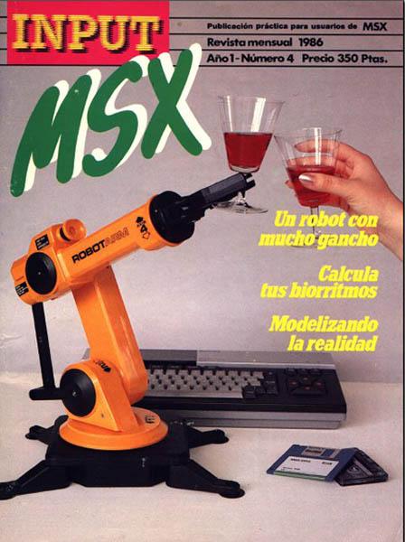 Publicidad Robotarm SVI-2000 – 1