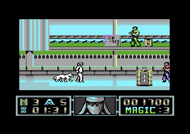 Shadow Dancer C64 (2)