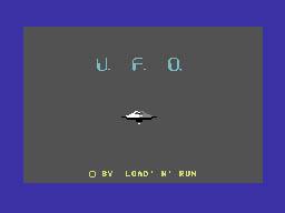 ufo – Load´n´run – Commodore- (2)