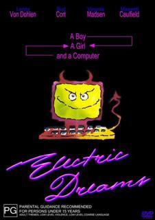 Carátula Electric Dreams