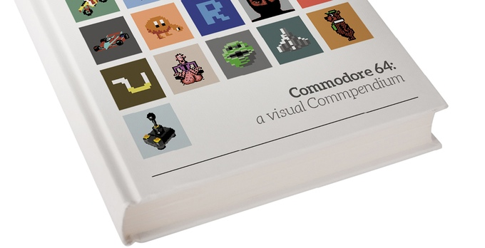 Ediciones del Commodore 64 a visual commpendium 1 y 2 combinadas