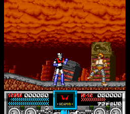 Mazinger Z – SuperNintendo (2)