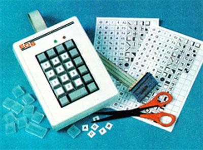 Numeric Keypd TA3 de EDS para Commodore