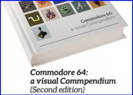 Presentación Commodore 64 A Visula Compendium Second edition