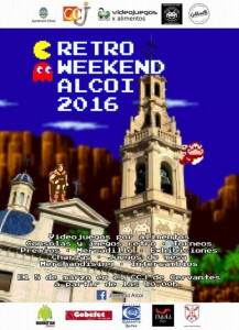 Retro Weekend Alcoi 2016