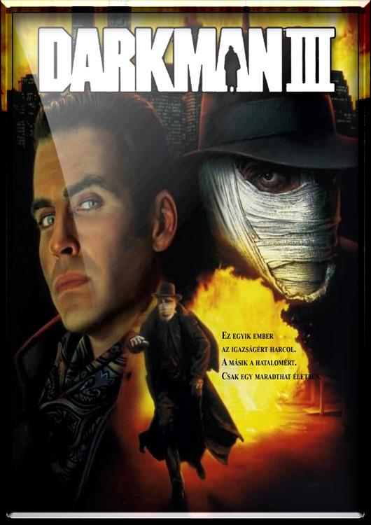 caratula Darkman III