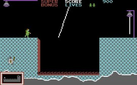Hunchback – Commodore 64 – 1