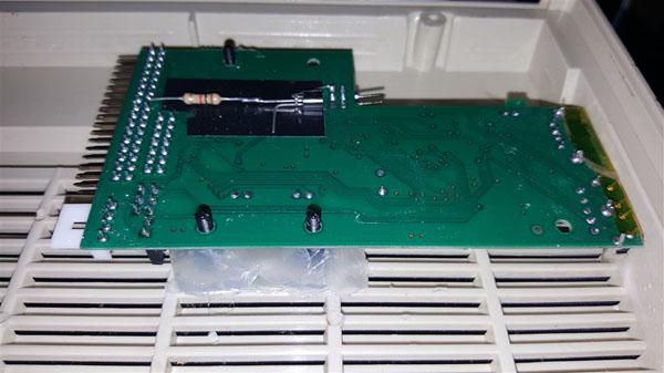 Instalación Gotek + Floppy internos en Amiga 500 con selector (26)