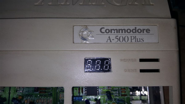 Instalación Gotek + Floppy internos en Amiga 500 con selector (5)